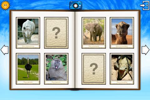 Trouve-les tous: à la recherche des animaux
