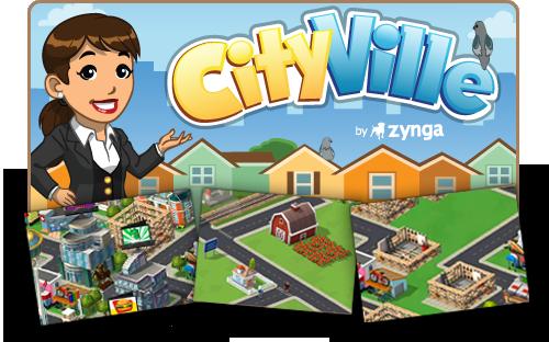 Cityville On Facebook