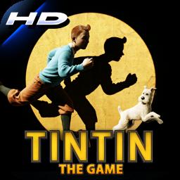 les aventures de Tintin sur ipad