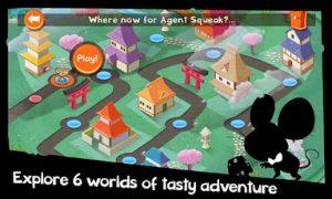 Jeu Spy Mouse sur Android 2