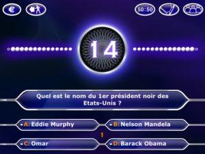 Qui Veut Gagner Des Millions ? HD ipad