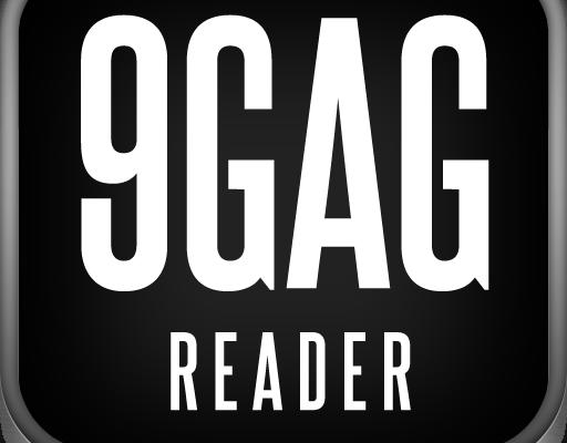 Application IPhone 9GAG Reader