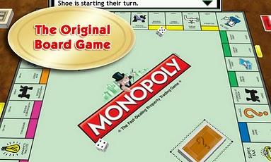 Jeu Monopoly sur Android