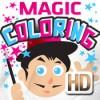 Coloriage magique - Un jeu de dessin pour les enfants