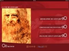 Application Clos Lucé – le parc de Léonard Da Vinci sur iPad