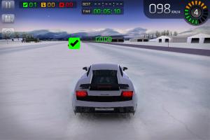 Sports Car Challenge jeux iphone