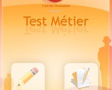 Application Test Métier : Pour quel métier êtes-vous fait ? sur iPad