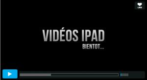 video ipad