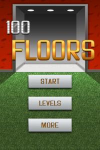 100 floors iphone