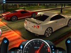 Jeu CSR Racing sur iPhone et iPad