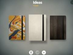 Application Paper sur iPad