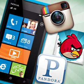 Applications Windows Phone