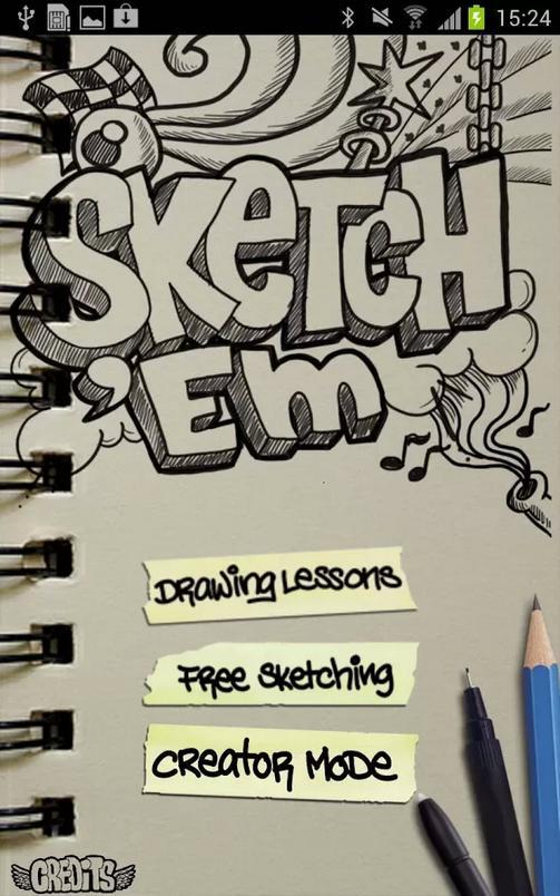 Sketch 'Em