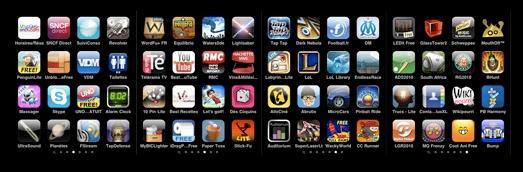top 10 iphone