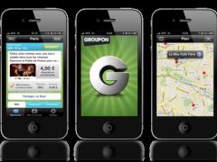 Profitez de bons plans avec des réductions de 50 à 90% grâce à l'appli Groupon
