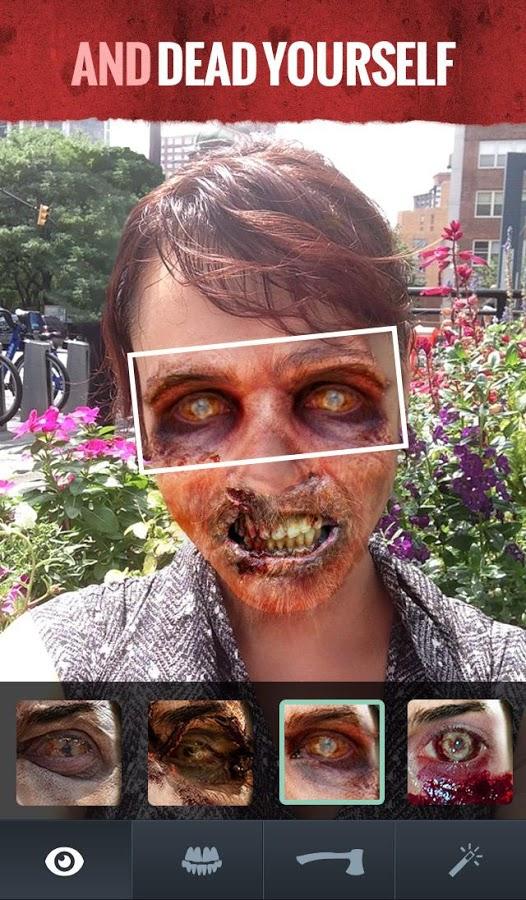Walking Dead application