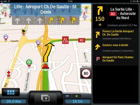 GPS iPhone