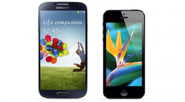 iPhone-5-galaxy-S4