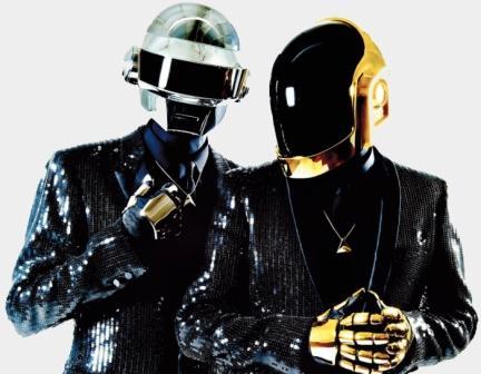 Daft Punk application