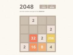 [Jeu] 2048 : Le nouveau phénomène est disponible sur iPhone, Android et Windows Phone