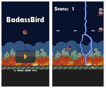 Badass Bird