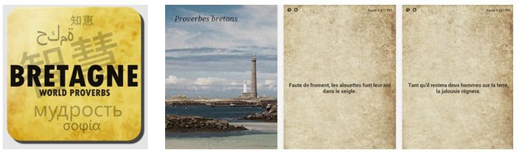 Proverbes bretons