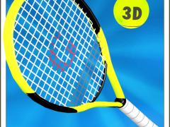 application tennis 3D