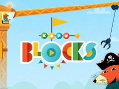 [Enfant] Construisez des édifices détonants avec l'application Kapu Blocks !