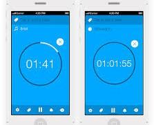 Stopwatch: votre chronomètre intelligent