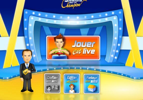 meilleures applications jeux TV