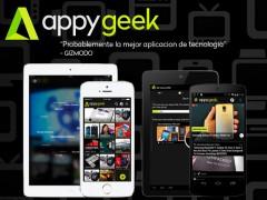 Appy Geek : ne passez plus à côté d'une seule information techno