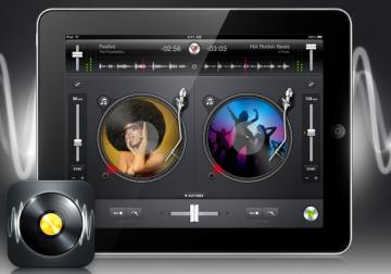 Djay : L'application pour mixer la plus populaire