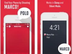 Marco Polo: Appelez votre smartphone et il vous répondra