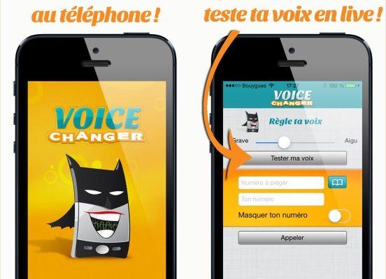[Humour] Voice Changer AlloGag, la meilleure application pour vos canulars !