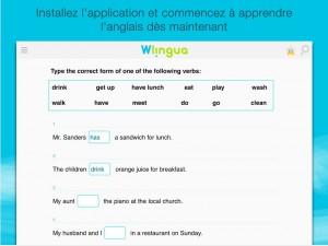 wlinga exercice