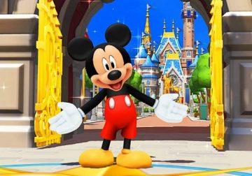 Disney jeu mobile Nintendo applications