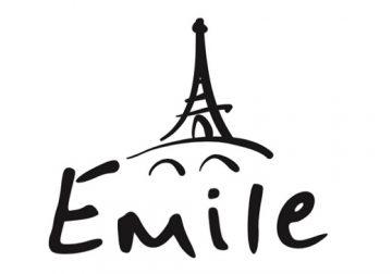 Emile application littéraire découvrir Paris iOS Android