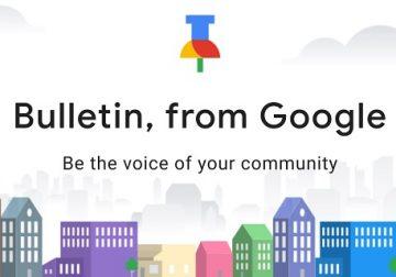 Google Bulletin actualité locale réseaux sociaux Twitter