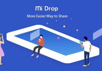 Application MiDrop