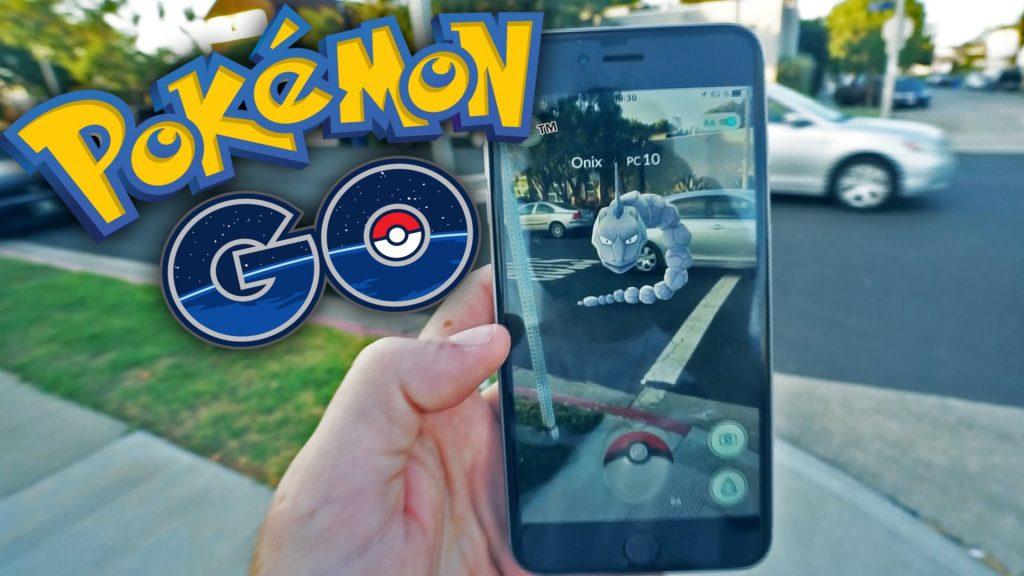 Pokémon Go Apple iPhone iPad smartphone