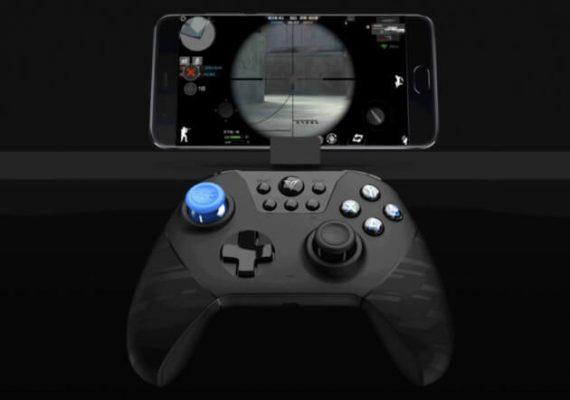 Manette Bluetooth Android et iOS Xiaomi Mijia X8pro