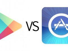 App Store et Play store ont le vent en poupe