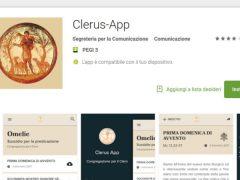 Appliction Clerus : le Vatican vous offre la culture biblique à portée de clique