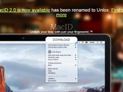 L'application MacId devient Unlox : déverrouillez votre mac avec le Touch ID de votre iPhone