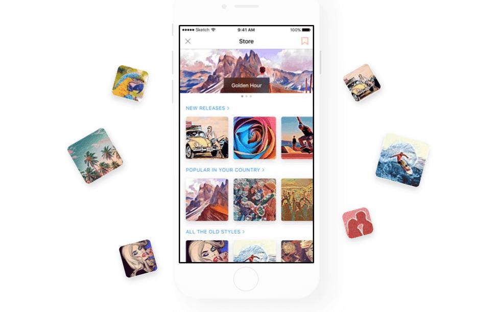 Prisma-app-photo