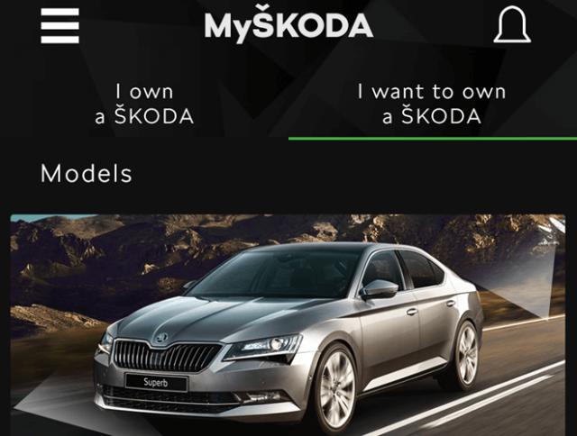 skoda-app-ios-android