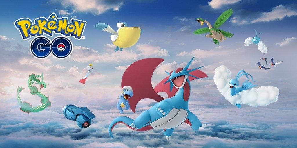 Pokemon Go pokemon Dragon et mode histoire