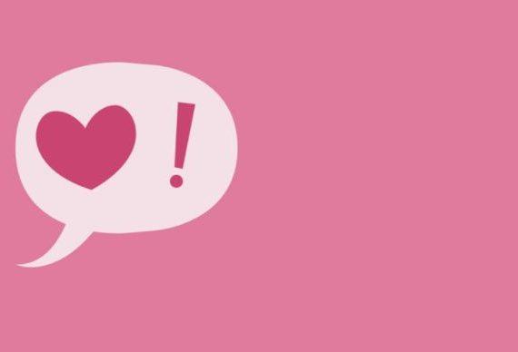 Saint-Valentin Facebook Messenger