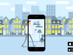 Pinql : le Tinder de l'immobilier