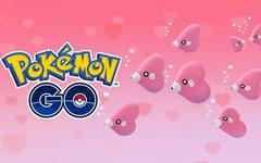 Pokemon Go : fêtez la Saint Valentin avec une flopée de Lovdisc